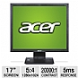 "Alternate view 1 for Acer V173 DJb 17"" LCD Monitor"