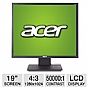 "Alternate view 1 for Acer V193 DJbd 19"" Class LCD Monitor"