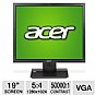 "Alternate view 1 for Acer V193 DJb 19"" LCD Monitor"