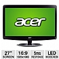Acer H274HL 27&quot; Class Widescreen LED Monitor