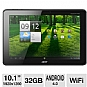 Alternate view 1 for Acer 10.1&quot; Tegra 3 32GB Android 4.0 FULL HD Tablet