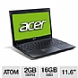 "Alternate view 1 for Acer AC700-1099 11.6"" Wi-Fi Chromebook"