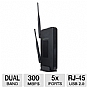 Alternate view 1 for Amped Wireless Wireless-N Dual Band Repeater