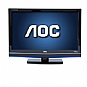 "Alternate view 1 for AOC LE24H067 23.6"" Widescreen LED-LCD HDTV"