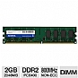 Alternate view 1 for ADATA 2048MB PC6400 DDR2 Memory