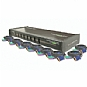 Alternate view 1 for Iogear 8-Port KVM Switch Kit