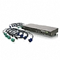 Alternate view 1 for Iogear GCS1808KITU 8-Port USB PS/2 Combo VGA KVM S