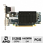 Alternate view 1 for Sapphire 100291DDR3L Radeon HD 5450 Graphics Card