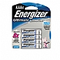 Alternate view 1 for Energizer e2 L92BP4 AAA Lithium Battery