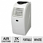 Alternate view 1 for ArcticPro 7,000 BTU White Portable Air Conditioner
