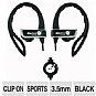 Alternate view 1 for Able Planet SP252 Sports Earphones
