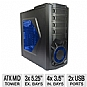 Alternate view 1 for Xion XON-570P Meshed ATX Mid Tower Case