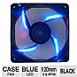 Alternate view 1 for XION Alphawing Series 120mm Blue LED Case Fan