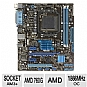 Alternate view 1 for ASUS M5A78L-M LX PLUS AMD 760G AM3+ Motherboard
