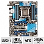 Alternate view 1 for ASUS P9X79 DELUXE Intel X79 LGA 2011 Mother Bundle
