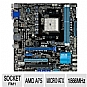Alternate view 1 for ASUS F1A75-M LE AMD A Series Motherboard