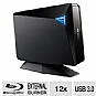 Alternate view 1 for Asus External USB 3.0 12x Blu-Ray Burner