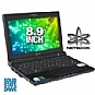 Asus Eee PC 900SD-BLK009X Netbook - Intel Celeron M 800MHz, 512MB DDR2, 8GB SSD, 8.9&quot; WSVGA, Windows XP Home, Webcam, Black (Refurbished)