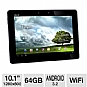Alternate view 1 for ASUS Eee Pad Transformer Prime TF201-C1-GR Tablet