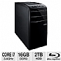 Alternate view 1 for ASUS Core i7 2TB HDD Desktop PC