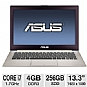ASUS UX31A-DB71 Ultrabook - 3rd generation i7-3517 1.7GHz, 4GB DDR3, 256GB SSD, 13.3 in Full HD Display, Windows 7 Home Premium