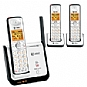 at-t-dect-att-cl81309-cordless-phone-system---3-handsets-dect-6.0-caller-id-call-waiting-hearing-aid-compatibility-lighted-keypad
