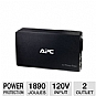 Alternate view 1 for APC C2 AV C Type 2-Outlet Wall Mount Power Filter