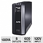 Alternate view 1 for APC BR1000G Back-UPS XS LCD 1000VA UPS Battery Bac