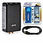 Alternate view 1 for APC Audio/Video Surge Protector Bundle
