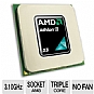 Alternate view 1 for AMD Athlon II X3 445 3.1GHz AM3 OEM Processor