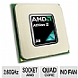Alternate view 1 for AMD Athlon II X4 605e 2.30GHz Quad-Core OEM CPU