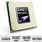 Alternate view 1 for AMD Phenom II X4 965 3.4GHz Quad-Core BE CPU OEM