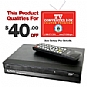 Alternate view 1 for Apex DT502 Digital TV Converter Box with Remote Co