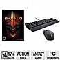 Alternate view 1 for Diablo III PC Game & Corsair MMO Key/Mouse Bundle