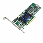 Adaptec 2271100-R RAID 6405 Controller Card - SAS/SATA III (6Gb/s), 4-Port (Internal), PCI-Express 2.0 (x8), 512MB DDR2 Cache, RAID 0, 1, 1E, 5, 5EE, 6, 10, 50, 60, JBOD, Low Profile (Refurbished)