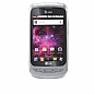 Alternate view 1 for AT&T LG Thrive Locked Cell Phone