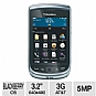 AT&T Blackberry Torch 9810 4G - Trackpad, Touchscreen, QWERTY, Keyboard Backlighting, 8 GB Internal, 5 MP Camera, HD video, Face Detection (AT&T - Carrier Locked)