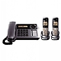 Digital Corded/Cordless Answering System, 2 Handsets