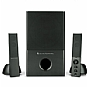 Alternate view 1 for Altec Lansing VS4121BLK 3-Piece Computer Speakers