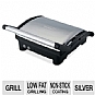 Alternate view 1 for Brentwood TS-650 Stainless Steel Contact Grill