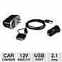 Alternate view 1 for Bracketron Universal USB Travel Charger Kit
