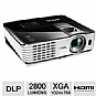 Alternate view 1 for BenQ MX613ST XGA Short Throw 3D DLP Projector
