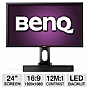 "Alternate view 1 for BenQ XL2420TX 24"" Class LED Gaming Monitor"