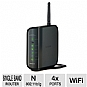 Alternate view 1 for Belkin F6D4230-4 Wireless N150 Router