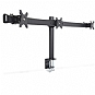 Alternate view 1 for Inland 05328 Triple LCD Monitor/TV Desk Mount