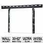 Alternate view 1 for Inland 05319 Ultra Slim Flat Panel Wall Mount