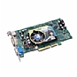 Alternate view 1 for Biostar GeForce 6800 XT 256MB AGP