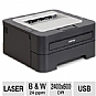 Alternate view 1 for Brother HL2230 Mono Laser Printer Refurb