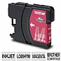 Alternate view 1 for Brother 65 LC65HYMS Hi Yield Magenta Ink Cartridge