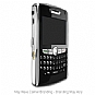 Blackberry 8800 Black Unlocked Thin Smartphone